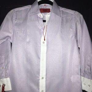 Boys Button-Down Dress Shirt
